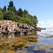 Moose Point State Park Lodging