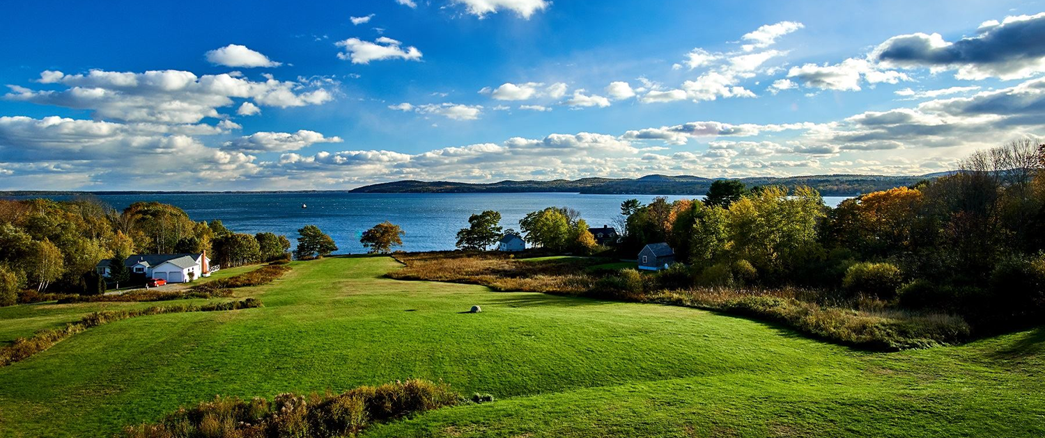 Belfast Maine Lodging Rooms With View